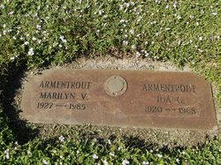 Marilyn V Armentrout