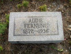 "Adaline ""Addie"" <I>Bridgeford</I> Fernung"