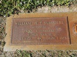 William H T Summers