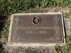 William Carl Miebach