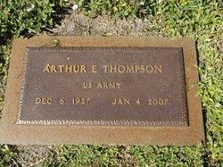 Arthur E Thompson