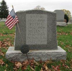 Ruth Genevieve <I>Fuller</I> Palmer