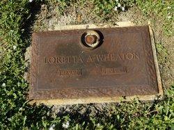 Loretta A <I>Kemp</I> Wheaton