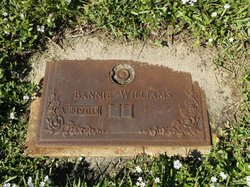 Bannie Williams