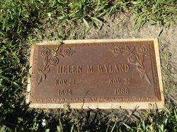 Helen M Wyland