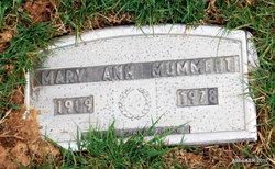 Mary Ann Mummert