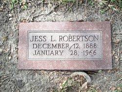Jess L Robertson