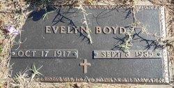 Evelyn Boyd