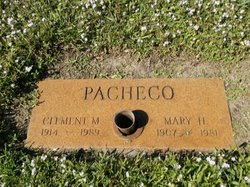 Mary H Pacheco