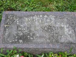 Elsie L <I>Harms</I> Schott