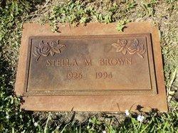 Stella M Brown