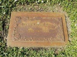 Betty <I>Keiser</I> Mills