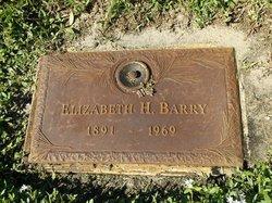 Elizabeth H Barry