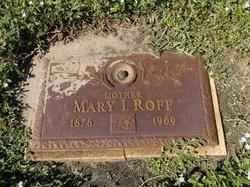 Mary I Roff