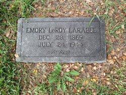 Emory Leroy Larabee