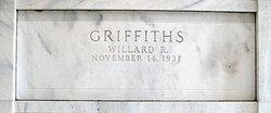 Willard Richardson Griffiths