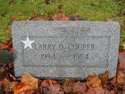 Larry Donald Cooper