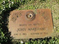 John Markham