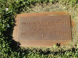 William Albert LaMorte