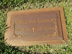 Norma Ann LaMorte