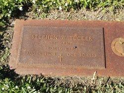 Stephen W Tucker