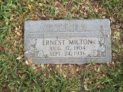 Ernest Milton Tyler