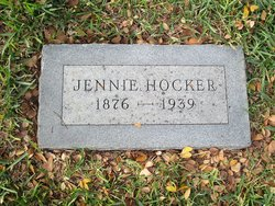 Jennie Hocker