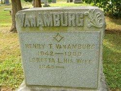 Henry T. VanAmburg