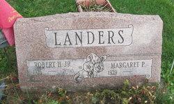 Margaret P. Landers