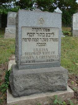Lillian Greenfield