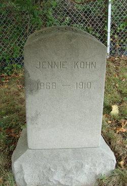 Jennie Kohn