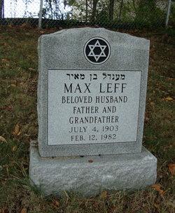 Max Leff