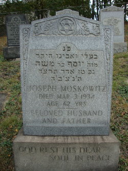 Joseph Moskowitz