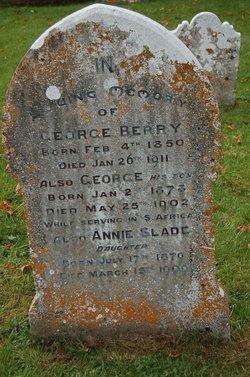 George Berry