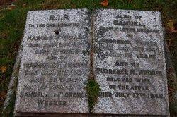 Marjorie Florence <I>Hellier</I> Webber