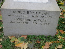 Josephine A. Clay