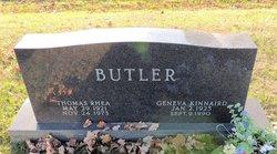 Thomas Rhea Butler