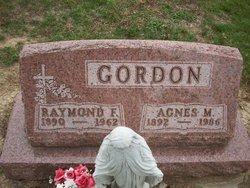 Raymond F Gordon