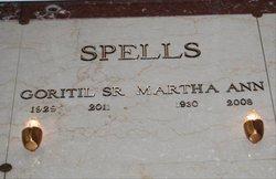 Martha Ann Spells