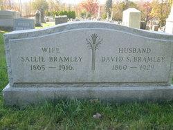 Sallie <I>Krebs</I> Bramley