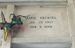 Marie Hecksel