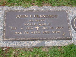 John Edward Francisco