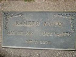 Kamezo Naito