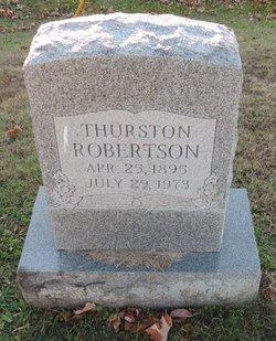 Thurston Robertson