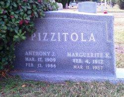 Marguerite Kathryn <I>White</I> Pizzitola