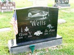 Glenn V Wells