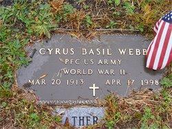 Cyrus Webb
