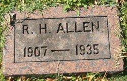 Reginald H Allen