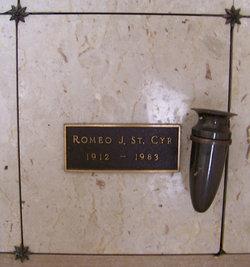 Romeo J St. Cyr