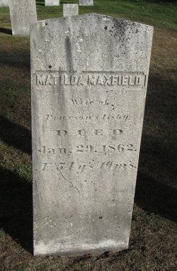 Matilda <I>Lane</I> Clisby